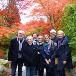 The James', Abelardo's, & Stehouwer's at Seattle's Japanese Garden