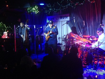 Blue Note NYC - December 2013-7