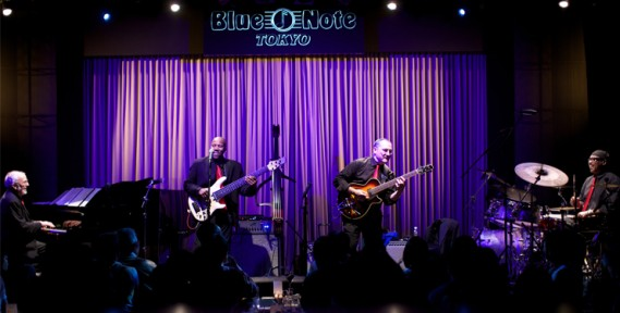 Tokyo Blue Note Performance
