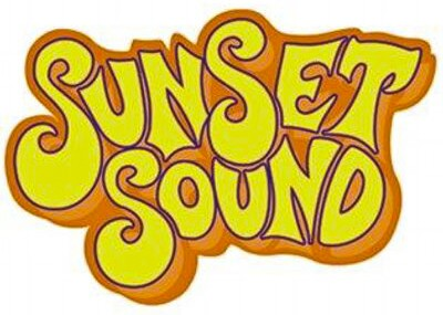 Sunset Sound Recording Studio Logo - 400x400