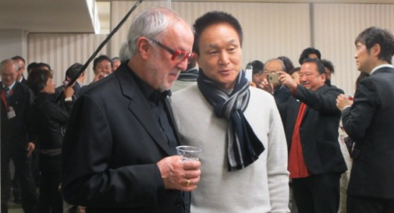 Kazumasa Oda with Bob James
